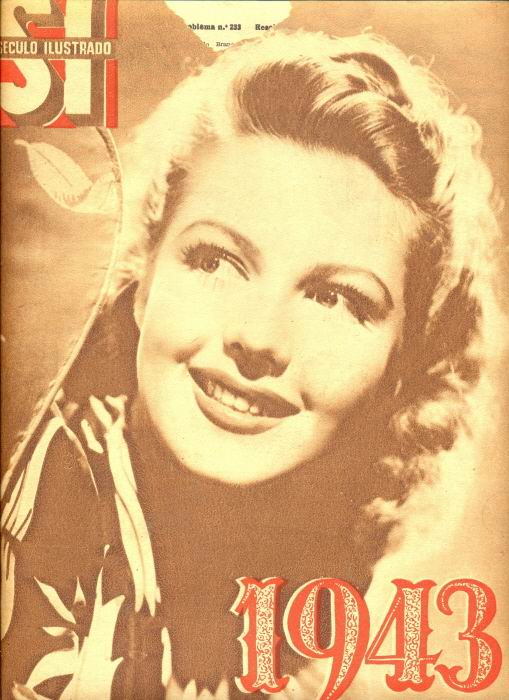 O Século Ilustrado, No. 261, January 02 1943 - cover