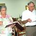 Elaine Newman and James Newman, 7-06