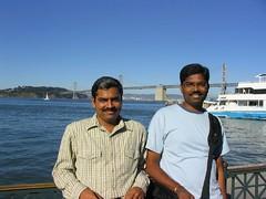 Bay Bridge (Manicandan) Tags: myoffice