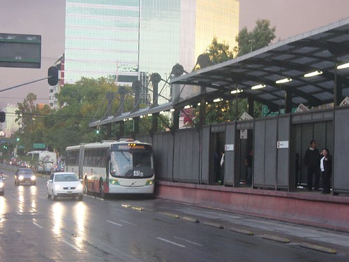 Metrobus, Mexico City