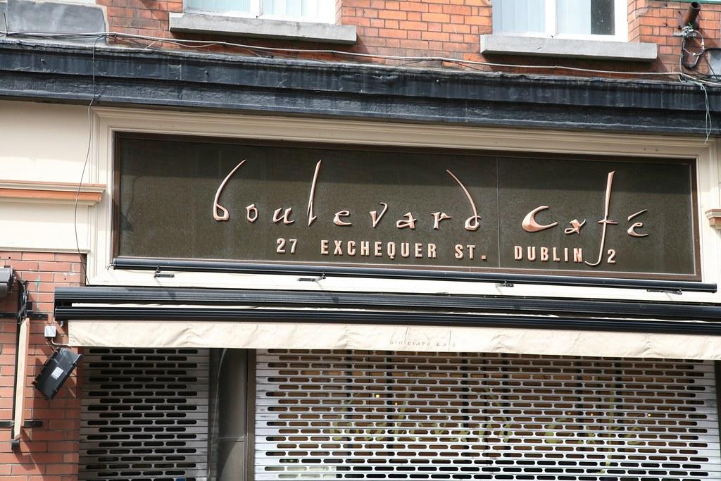 BOULEVARD CAFE DUBLIN