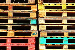 pallets (Harry Halibut) Tags: wood red green yellow images clark pallet allrightsreserved aci 50clubcalidad eatson udv imagesofsheffield andrewpettigrew