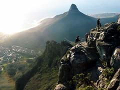 Table Mountain - Lion's Head (fontxito) Tags: capetown 2006 twelveapostles montaa tablemountain zambia lionshead muntain sudafrica ciudaddelcabo