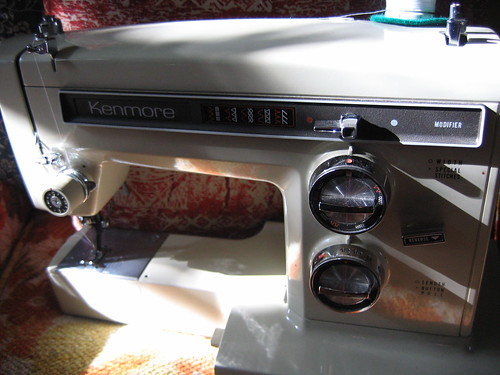 free kenmore sewing machine manuals