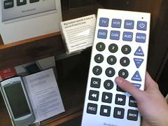 Gigantor Remote