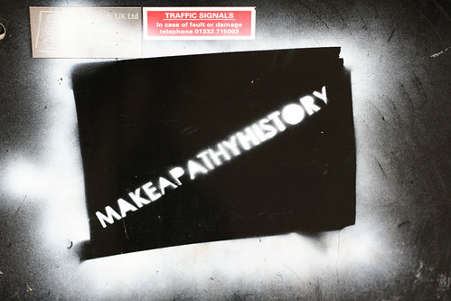Make Apathy History | Flickr - Photo Sharing!