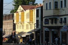 Wooden house ın late afternoon sun (CharlesFred) Tags: summer turkey turkiye 2006 istanbul İstanbul turkije turquia bosphorus turchia