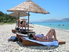 Dilek Milli Parkı beach