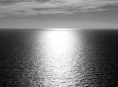 Simply the Great Sea (sgrazied) Tags: sea bw sunlight water reflections lumix fz20 grande mare view noiretblanc corse great corsica wide land romagna bonifacio sgrazied interphoto ci33 superaplus aplusphoto frhwofavs mcb1029 dp1004