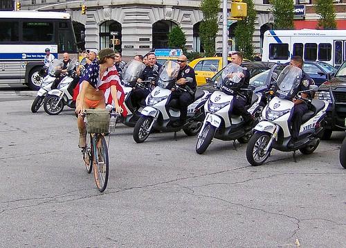 7/28 NYC Critical Mass