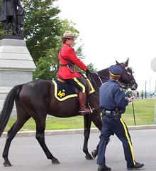 Mountie (cliffy_n_ottawa) Tags: travel ottawa rcmp mountie cliffy mrbean