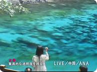 黒木メイサ_LIVE/中国/ANA『五彩池 篇』