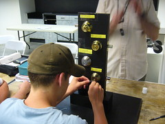 lock pickin