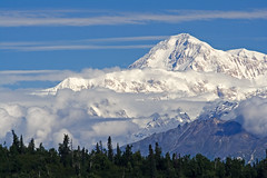 Denali from McKinley Princess Lodge