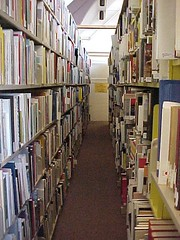 Library Shelves