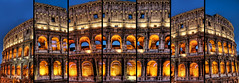 Colosseo Enigmatico (Stuck in Customs) Tags: world travel light italy rome roma art beautiful collage night photography photo nikon ruins colorful pretty italia glow dynamic roman gorgeous d2x ruin dream fresh colosseum divine professional international photograph stunning charming foreign fabulous technique hdr trey gladiator artisitic engaging ratcliff d2xs stuckincustoms imagekind treyratcliff stuckincustomsgooglescreensaver