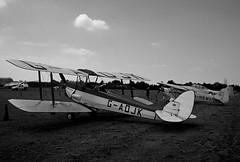de Havilland DH.82A Tiger Moth (ianc7777) Tags: leica uk de fly britain air tiger north moth tigermoth m6 flyin dehavilland weald trielmar northweald havilland airbritain gaojk jaojk