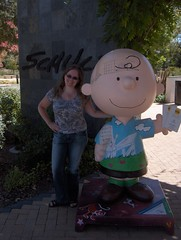 Good Ol' Charlie Brown (Joe Shlabotnik) Tags: 2005 september2005 peanuts sue charliebrown santarosa schulz 75views justsue
