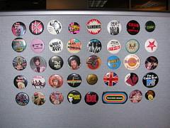Rock pins