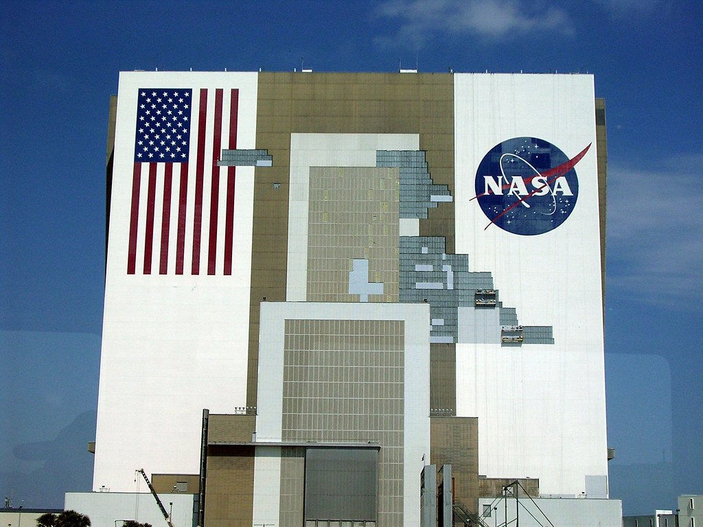 Vehicle Assembly Building (VAB) - Hurricanes Damage
