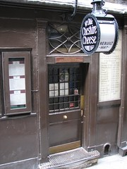 Picture of Ye Olde Cheshire Cheese, EC4A 2BU