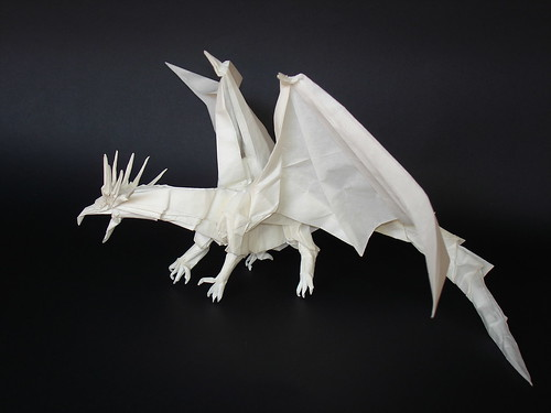 The Ancient Dragon by Satoshi Kamiya