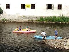 Vltava River (Moldau River)