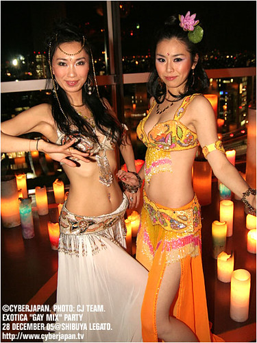 Arabian Dancer @ Exotica Gay Party