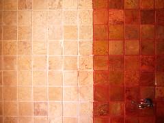Grids (chshii) Tags: abstract wall check tray grdigital minimalistic silkypix