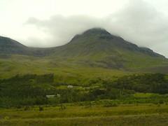 Approaching Mountain