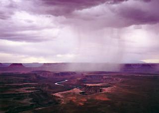 Canyonland Showers