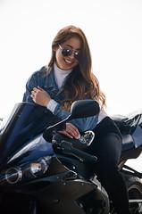 DSC_9213 (Steven Lenoir) Tags: yamaha yamahar1 r1 yammie sportbike sportsbike streetbike teamyamaha moto motorcycle harborisland sandiego sd model downtownsandiego bay