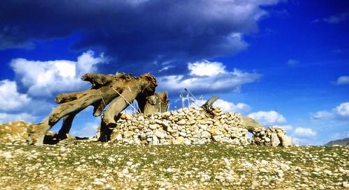 Kurdish Grave