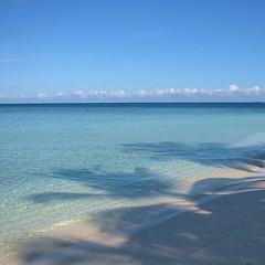 Cool, clear, water (Heaven`s Gate (John)) Tags: blue shadow sea vacation sky beach ilovenature indianocean maldives photooftheday thudufushi bluelist flickrific johndalkin heavensgatejohn 26jan07
