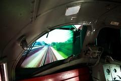 Inside 1956 DSB MY 1112 - NOHAB 2326 (Peter Bromley) Tags: railroad museum denmark nikon gm europe d70 general nikond70 sweden motors odense 1112 dsb fp7 bromley emd funit jernbane nohab my aa16 electromotivedivision sigma1850mmf28exdcmacrohsm generalmotorsdieseldivision