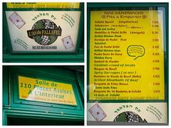 l'as du fallafel collage (LS Lam) Tags: travel las food paris france collage falafel marais fallafel 2015