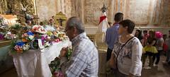 Bajada de la Virgen del Villar 2015 _ 31 (Iglesia en Valladolid) Tags: ermita devocin lagunadeduero religiosidadpopular besamano virgendelvillar piedadpopular nuestraseoradelvillar