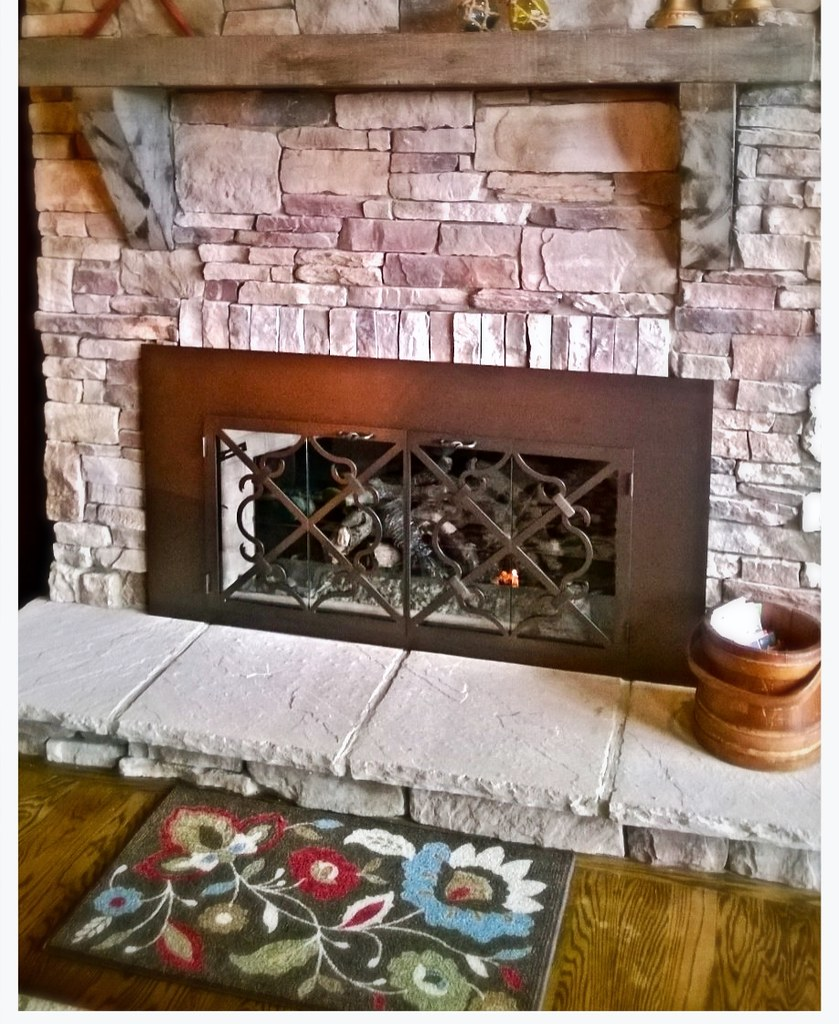 Custom Fireplace Doors, Ooltewah, Tn.