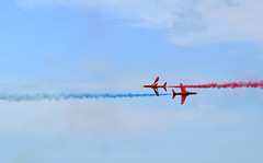 Great show lads (delticfan) Tags: airshow redarrows eastbourneairshow