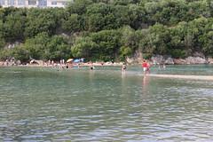 Vraka Beach (Benny Hnersen) Tags: holiday beach strand greece griechenland ferie sivota syvota 2015 augsut grkenland vraka