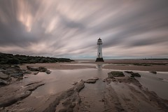 Moving on Up (Paul-Farrell) Tags: lighthouse beach clouds canon movement sigma 1020mm wirral newbrighton merseyside ndfilter 70d heliopan 10stop perchrock paulfarrell fagsy63