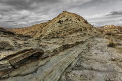Cielo tormentosos en el desierto (Patxi de Linaza) Tags: texture textura desert cielo nubes desierto tabernas