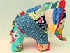 "Charlie the (new) Patchwork Elephant • <a style=""font-size:0.8em;"" href=""http://www.flickr.com/photos/29905958@N04/21354597346/"" target=""_blank"">View on Flickr</a>"