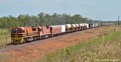 2011-02-17 ACACIA GWA004+FQ01 5DA2 bv (Bryan Vanderstelt) Tags: railway loco darwin northern acacia territory fq gwa