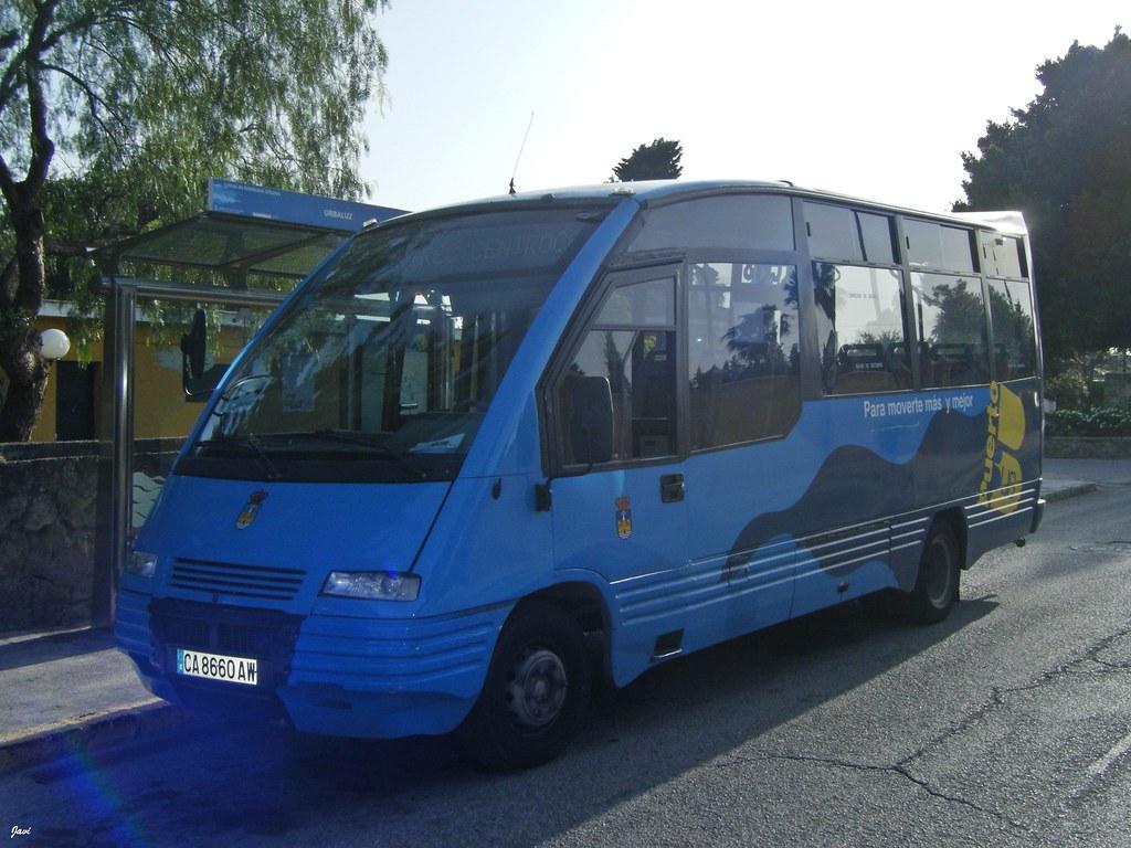 The world 39 s best photos of bus and indcar flickr hive mind - Autobus madrid puerto de santa maria ...