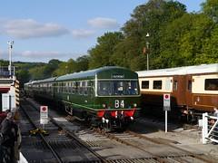 Class 101 Wirksworth 26th Sepo 2015 (Rightgoodmotor) Tags: diesel metro railway class 101 railcar valley tra association cammell dmu wirksworth ecclesbourne metcamm
