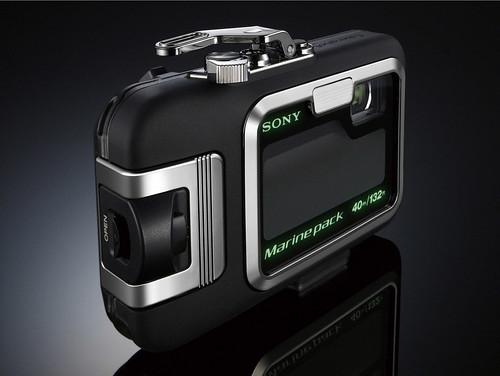 カメラ用ウォータープルーフケース群 「MPK-THG/THJ」「MPK-WF」「SPK-CXA」の写真