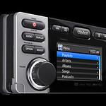船舶用DVD/CDオーディオディスクプレイヤーの写真