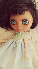 My new girl by Taradolls...i sold a lot of dolls to buy her! she really is a beauty...