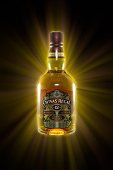 Chivas Regal (PattyLK) Tags: photography photo bottle whiskey alcohol scotch product softbox regal lightbox chivas